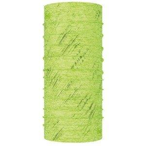 Šátek Buff Coolnet Uv+ Reflective Barva: světle zelená
