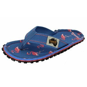 Dámské žabky Gumbies Flamingo Velikost bot (EU): 37 / Barva: modrá