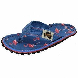 Dámské žabky Gumbies Flamingo Velikost bot (EU): 38 / Barva: modrá