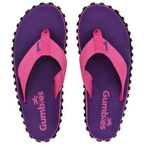 Žabky Gumbies Duckbill Purple Velikost bot (EU): 37 / Barva: fialová