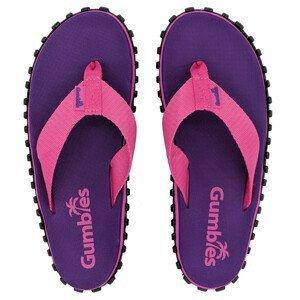 Žabky Gumbies Duckbill Purple Velikost bot (EU): 40 / Barva: fialová