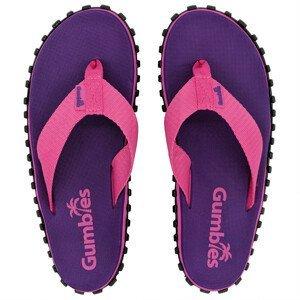 Žabky Gumbies Duckbill Purple Velikost bot (EU): 42 / Barva: fialová