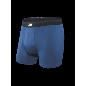 Pánské boxerky Saxx Sport Mesh BB Fly Velikost: M / Barva: světle modrá
