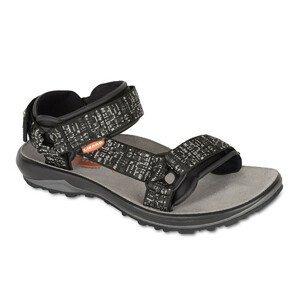 Pánské sandály Lizard Ride II Velikost bot (EU): 45 / Barva: černá
