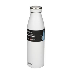 Termoska Sistema Stainless Steel 500 ml Barva: bílá