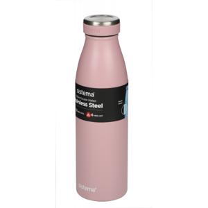 Termoska Sistema Stainless Steel 500 ml Barva: růžová