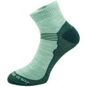 Ponožky Zulu Merino Lite Man 3 pack Velikost ponožek: 39-42 / Barva: šedá