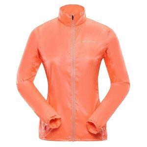 Dámská bunda Alpine Pro Beryla 4 Velikost: XS / Barva: oranžová