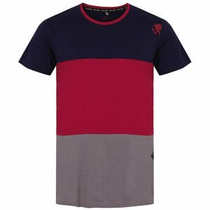 Pánské triko Rafiki Leonidio Velikost: M / Barva: modrá/červená