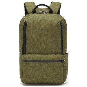 Bezpečnostní batoh Pacsafe Metrosafe X 20l Barva: zelená