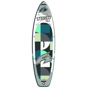 Paddleboard F2 Stereo 10' 6'' x 33'' x 6'' Barva: šedá