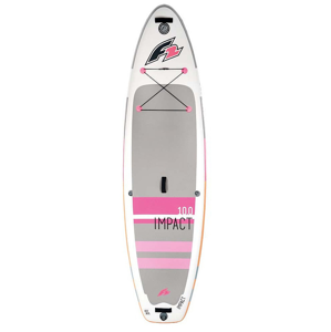 Paddleboard F2 Impact 10' 0'' x 33'' x 5'' Barva: bílá