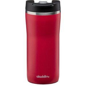 Vakuový termohrnek Aladdin Mocca Thermavac Leak-Lock™ 350ml Barva: červená