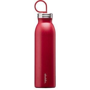 Vakuová láhev Aladdin Chilled Thermavac™ 550ml Barva: červená