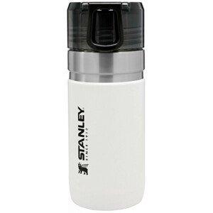 Vakuová láhev na vodu Stanley 470ml Barva: bílá