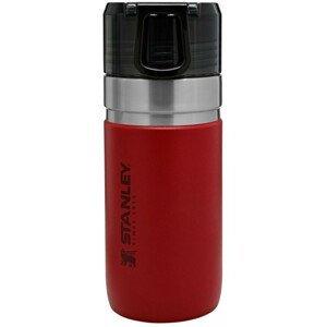 Vakuová láhev na vodu Stanley 470ml Barva: červená