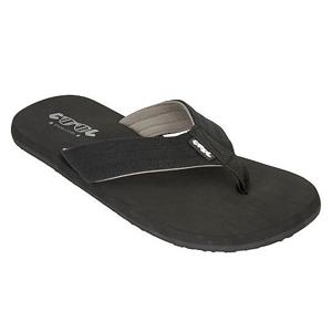 Cool Shoe Pánské žabky Cool Dony black Velikost bot (EU): 45-46 / Barva: černá