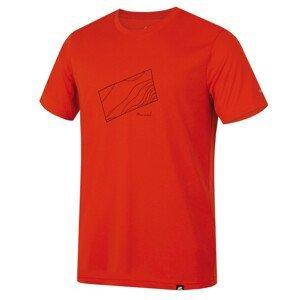 Pánské triko Hannah Bite (2019) Velikost: M / Barva: oranžová
