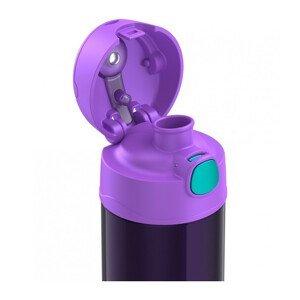Hydratační uzávěr Thermos na dětskou termosku s brčkem Barva: fialová
