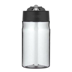 Dětská hydratační láhev s brčkem Thermos čirá 350 ml Barva: průhledná