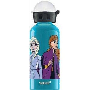 Láhev na pití Sigg Anna&Elsa II 0,4 l Barva: modrá