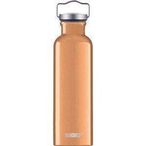 Láhev na pití Sigg Original Copper 0,5 l Barva: hnědá