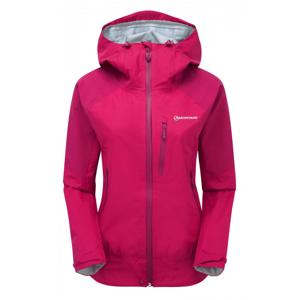 Dámská bunda Montane Women's Ajax Jacket Velikost: M / Barva: růžová