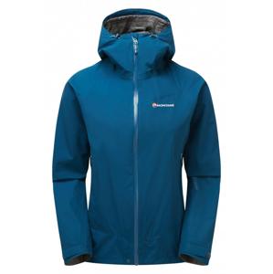 Dámská bunda Montane Women's Pac Plus Jacket Velikost: S / Barva: modrá
