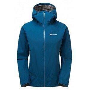 Dámská bunda Montane Women's Pac Plus Jacket Velikost: M / Barva: modrá