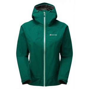 Dámská bunda Montane Women's Pac Plus Jacket Velikost: XS / Barva: zelená