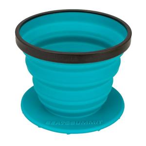 Překapávač kávy Sea to Summit X-Brew Coffe Dripper Barva: tyrkysová