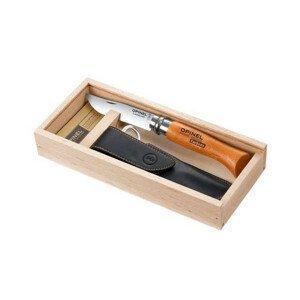 Nůž Opinel VR N°08 Dárkové balení s pouzdrem