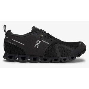 Pánské běžecké boty On Cloud Waterproof Velikost bot (EU): 47 / Barva: černá