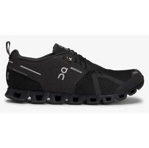 Pánské běžecké boty On Cloud Waterproof Velikost bot (EU): 41 / Barva: černá