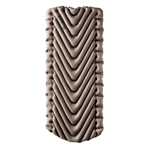 Nafukovací karimatka Klymit Static V Luxe Barva: šedá