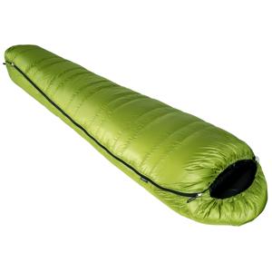 Spacák Cumulus Lite Line 400 Zip: Levý / Barva: zelená