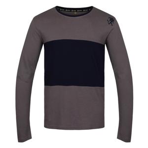 Pánské triko Rafiki Margalef Velikost: L / Barva: šedá