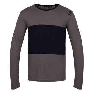 Pánské triko Rafiki Margalef Velikost: XL / Barva: šedá