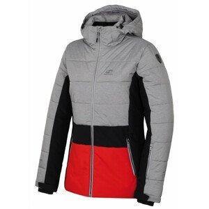 Dámská bunda Hannah Marilyn Velikost: XL / Barva: šedá