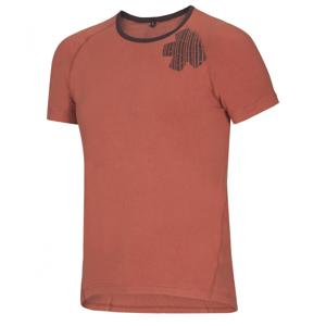 Pánské triko Ocún Bamboo T Velikost: M / Barva: oranžová