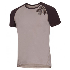 Pánské triko Ocún Bamboo T Velikost: S / Barva: šedá