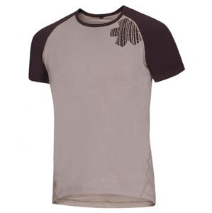 Pánské triko Ocún Bamboo T Velikost: M / Barva: šedá