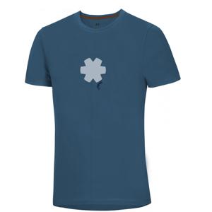 Pánské triko Ocún Classic T Men BClimbBlue Velikost: S / Barva: modrá
