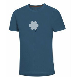 Pánské triko Ocún Classic T Men BClimbBlue Velikost: L / Barva: modrá