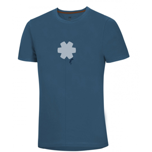Pánské triko Ocún Classic T Men BClimbBlue Velikost: XL / Barva: modrá