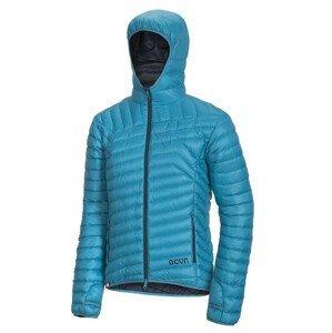Pánská bunda Ocún Tsunami Men Velikost: XXL / Barva: modrá