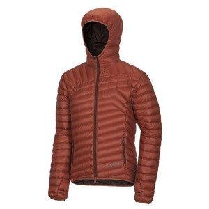 Pánská bunda Ocún Tsunami Men Velikost: L / Barva: hnědá