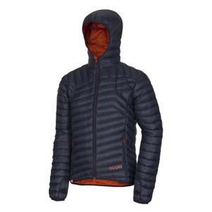 Pánská bunda Ocún Tsunami Men Velikost: L / Barva: tmavě modrá