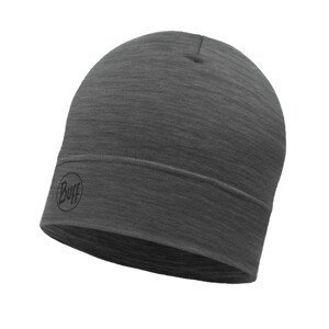 Čepice Buff LW Merino Wool Hat Barva: šedá