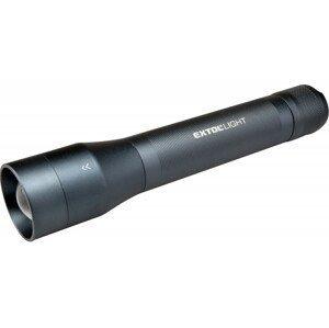 Svítilna Extol Svítilna 600lm,zoom,celokovová Barva: černá